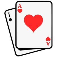 nederlands blackjack cards logo